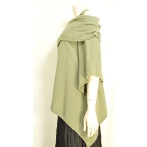 Oh My Gauze! Tops - Oh My Gauze top S Pilar moss green bell sleeves co
